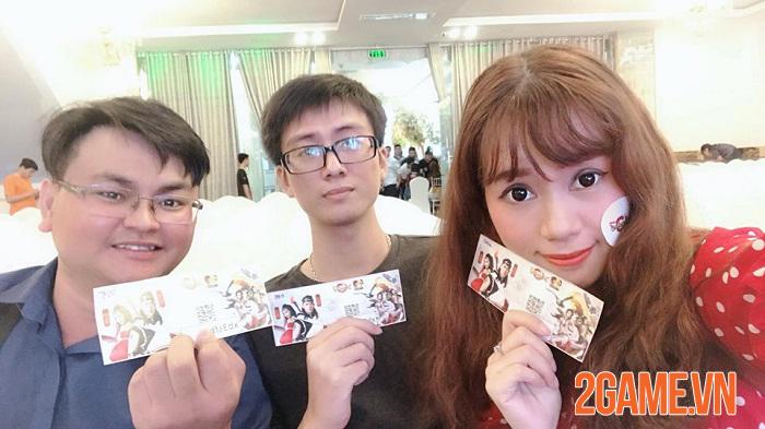 Cộng đồng Tân Thiên Long Mobile VNG tề tựu đông vui tại buổi offline Hồ Chí Minh 5