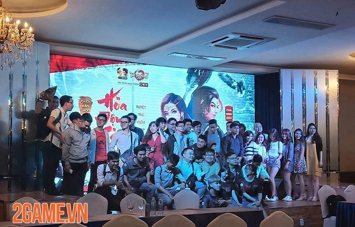 Cộng đồng Tân Thiên Long Mobile VNG tề tựu đông vui tại buổi offline Hồ Chí Minh 6