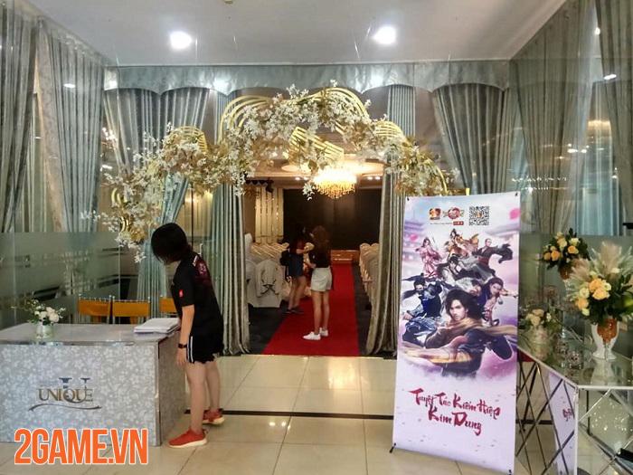 Cộng đồng Tân Thiên Long Mobile VNG tề tựu đông vui tại buổi offline Hồ Chí Minh 1