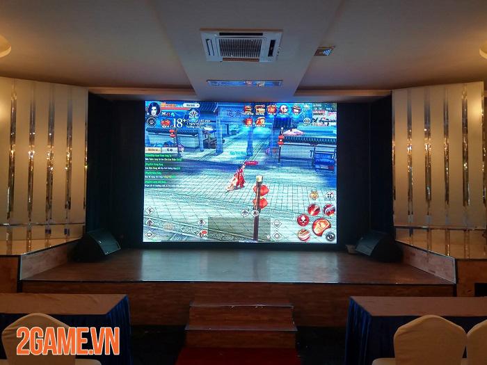 Cộng đồng Tân Thiên Long Mobile VNG tề tựu đông vui tại buổi offline Hồ Chí Minh 2