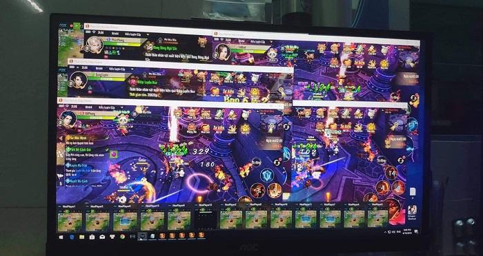 Hơn 5 năm rồi mới có một tựa game hội tụ đầy đủ tính năng nguyên bản của MMORPG như Thục Sơn Kỳ Hiệp Mobile 1