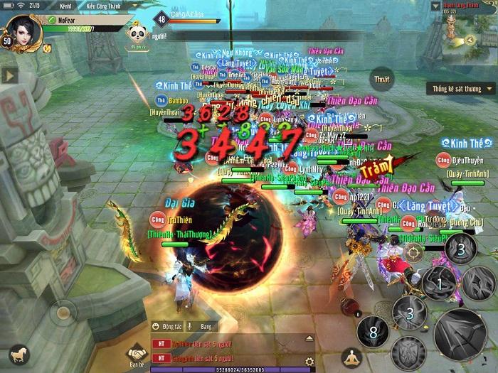 Hơn 5 năm rồi mới có một tựa game hội tụ đầy đủ tính năng nguyên bản của MMORPG như Thục Sơn Kỳ Hiệp Mobile 7