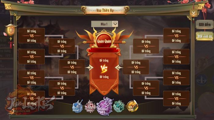Game nhập vai Thiên Long Kiếm Gamota ra mắt giải đấu cực kỳ hấp dẫn 1