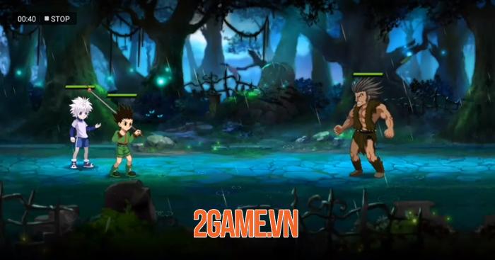 Hunter Fantasy - Game đấu thẻ tướng lấy cốt truyện Hunter X Hunter thú vị 0