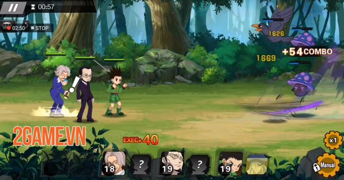 Hunter Fantasy - Game đấu thẻ tướng lấy cốt truyện Hunter X Hunter thú vị 1