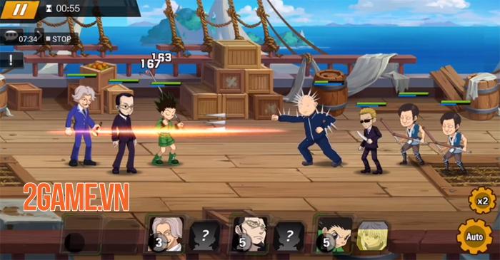 Hunter Fantasy - Game đấu thẻ tướng lấy cốt truyện Hunter X Hunter thú vị 2