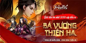 Game nhập vai Thiên Long Kiếm Gamota ra mắt giải đấu cực kỳ hấp dẫn