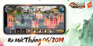 Tiếu Ngạo VNG đem đến bộ mặt hoàn mỹ nhất cho dòng game đấu thẻ tướng Kim Dung