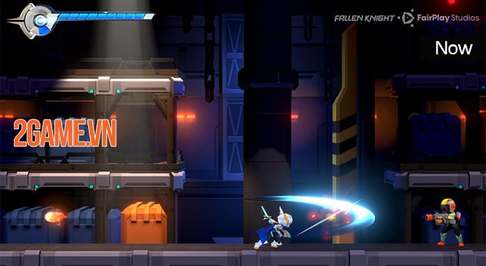 Fallen Knight - Game nhập vai đi cảnh với cơ chế phản đòn hấp dẫn 0