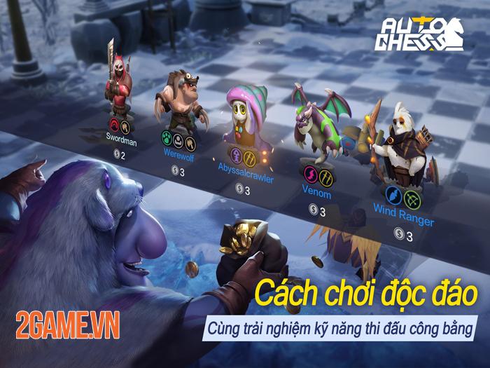 Auto Chess Mobile đã được mua về Việt Nam thành công 0