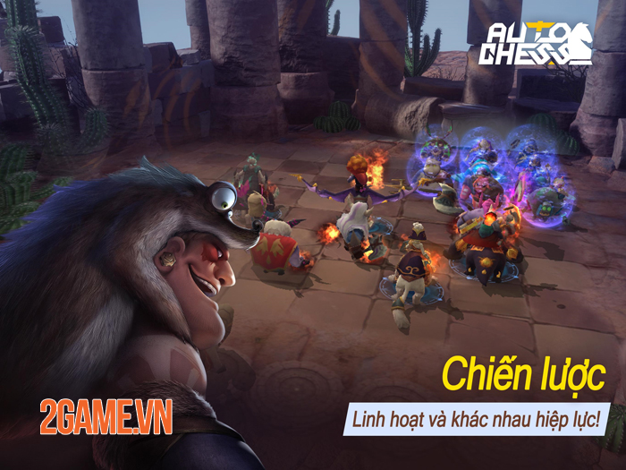 Auto Chess Mobile đã được mua về Việt Nam thành công 1