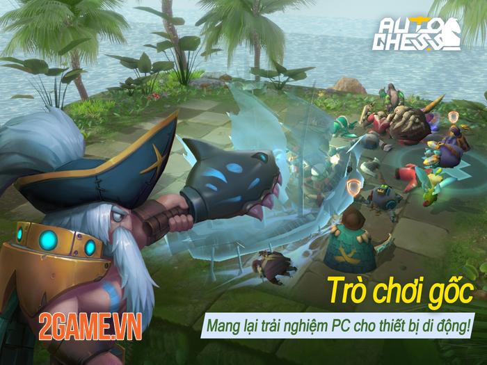 Auto Chess Mobile đã được mua về Việt Nam thành công 2