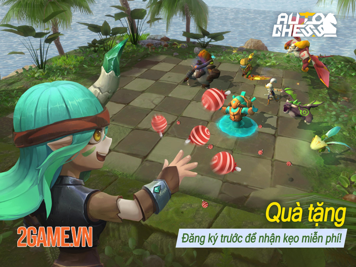 Auto Chess Mobile đã được mua về Việt Nam thành công 4