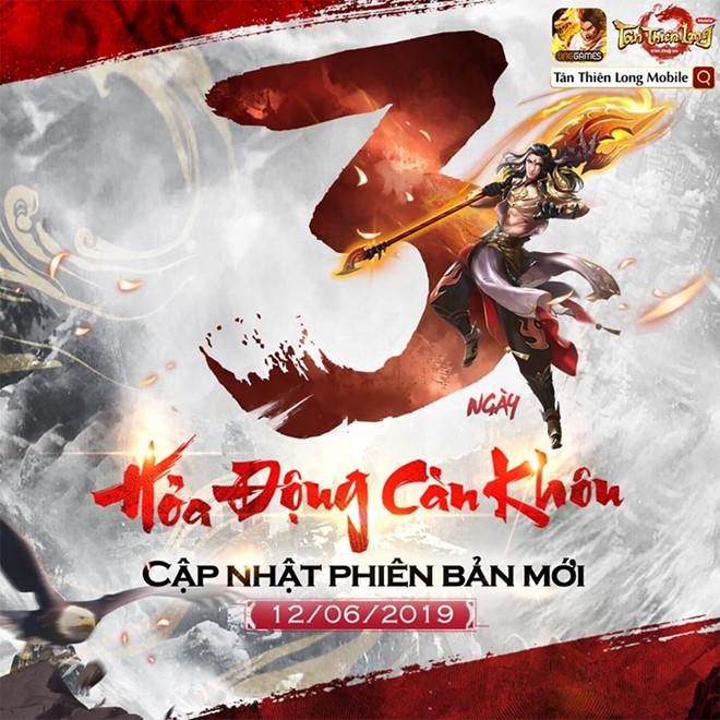 Phiên bản mới Hỏa Động Càn Khôn chính thức đến tay game thủ Tân Thiên Long Mobile VNG 0
