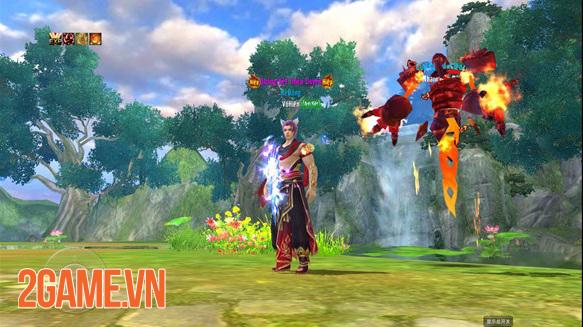 Phiên bản mới Hỏa Động Càn Khôn chính thức đến tay game thủ Tân Thiên Long Mobile VNG 2