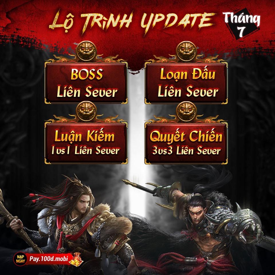 Game thủ Hành Tẩu Giang Hồ Mobile vẫn chiến game cuồng nhiệt sau 7 ngày ra mắt 5