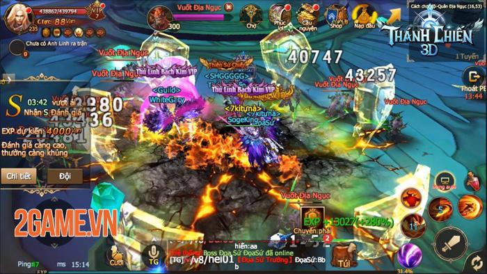 Game nhập vai Thánh Chiến 3D Mobile ra mắt trang chủ, cho tải sớm 4