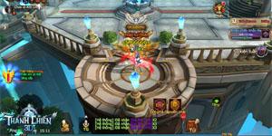 SohaGame ấn định thời điểm ra mắt game Thánh Chiến 3D Mobile