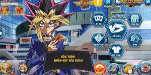Không như mong đợi, Vua Trò Chơi Online chính là game cũ Yugi H5