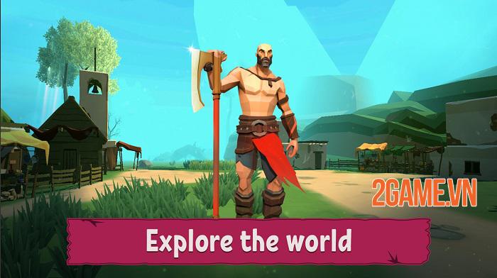 Ages of Vikings - Game nhập vai hành động không cần bạn phải làm nhiệm vụ 4