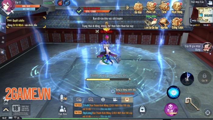 Chơi thử Giang Hồ Ngoại Truyện Mobile: Phương thức thể hiện game Võ lâm mới mẻ 2