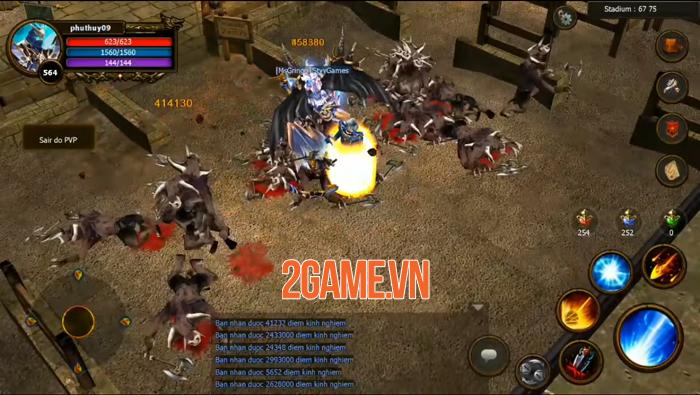 Top 7 game di động lấy cảm hứng từ MU Online 1