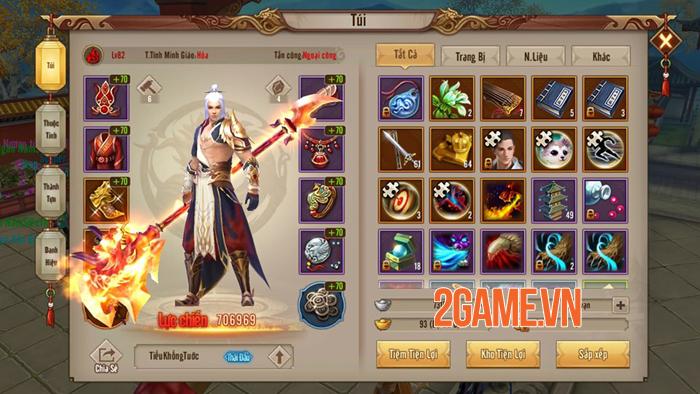 Minh Giáo mang đến những trải nghiệm chưa từng có cho người chơi Tân Thiên Long Mobile VNG 0