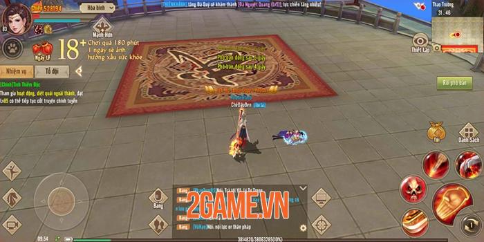 Minh Giáo mang đến những trải nghiệm chưa từng có cho người chơi Tân Thiên Long Mobile VNG 3