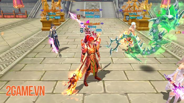 Minh Giáo mang đến những trải nghiệm chưa từng có cho người chơi Tân Thiên Long Mobile VNG 6