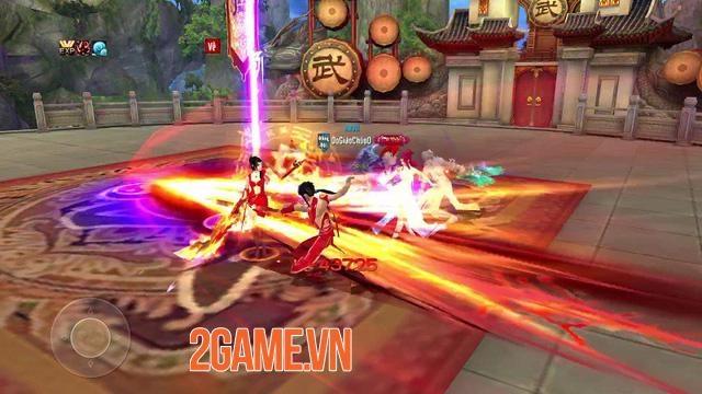 Minh Giáo mang đến những trải nghiệm chưa từng có cho người chơi Tân Thiên Long Mobile VNG 4