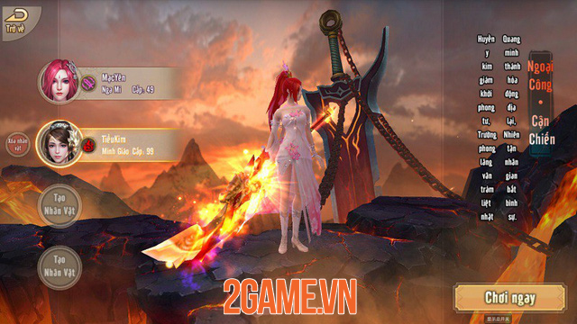 Minh Giáo mang đến những trải nghiệm chưa từng có cho người chơi Tân Thiên Long Mobile VNG 2