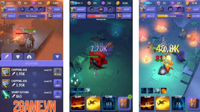 TOP 9 game Idle mang lối chơi đấu tướng rảnh tay dành cho người dùng di động 8
