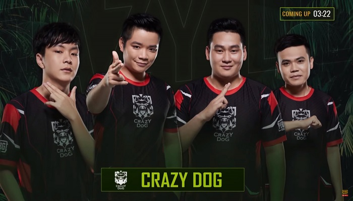 FFQ và Crazy Dog góp mặt trong 16 đội tham dự giải đấu PUBG Mobile Việt Nam National Championship 2019 2