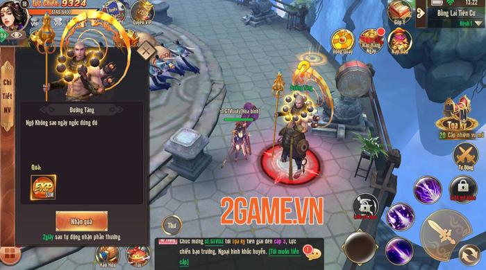 Ma Đạo Tây Du Mobile chính là phiên bản di động của webgame Đại Thoại Tây Du 3