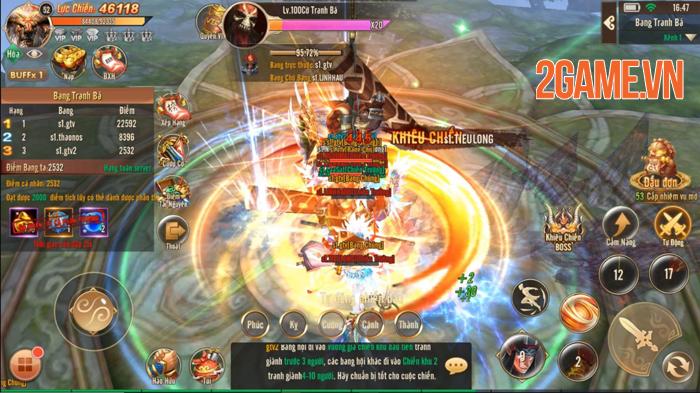 Ma Đạo Tây Du Mobile chính là phiên bản di động của webgame Đại Thoại Tây Du 5