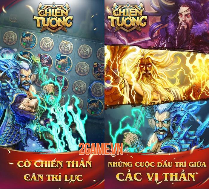Chiến Tướng ZingPlay - Game chiến thuật bàn cờ lấy cảm hứng từ chuyện thần thoại Hy Lạp 1