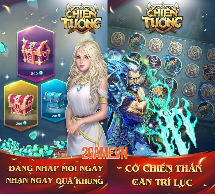 Chiến Tướng ZingPlay - Game chiến thuật bàn cờ lấy cảm hứng từ chuyện thần thoại Hy Lạp 3
