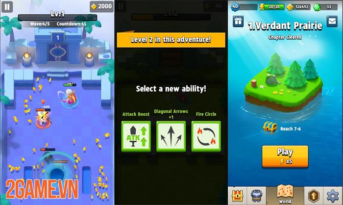TOP 11 Game mobile màn hình dọc sở hữu hình đẹp lối chơi hay ho 6