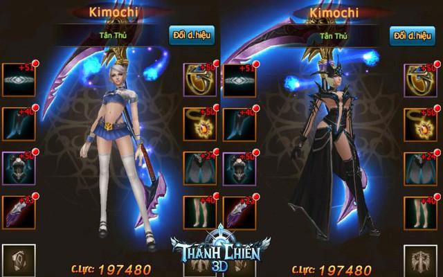 Thánh Chiến 3D - Game nhập vai thần thoại phương Tây chính thức đến tay game thủ Việt 4