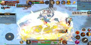 Trải nghiệm Thánh Chiến 3D Mobile: Sở hữu lối chơi nhập vai cày cuốc vô cùng đồ sộ!