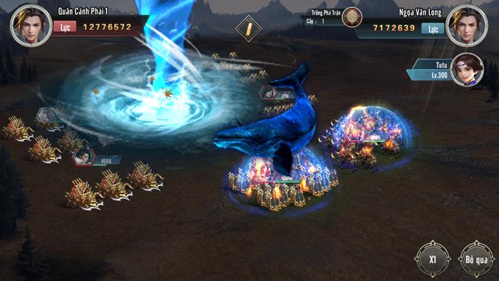 Cận cảnh tính năng lấy vợ sinh con của game chiến thuật Tam Quốc Vương Giả Mobile 7