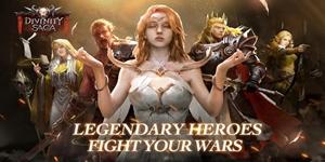 Divinity Saga – Game điều binh khiển tướng với lối chơi chiến thuật chuyên sâu