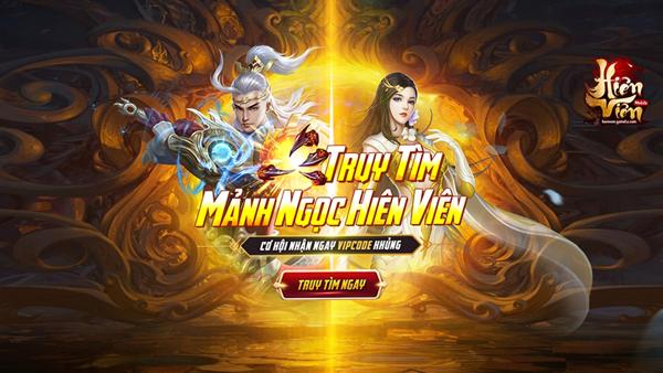 Gamota ra mắt trang hẹn ước cho game mới Hiên Viên Mobile 0