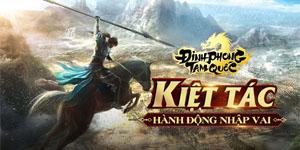 Kiệt tác game hành động nhập vai Đỉnh Phong Tam Quốc về Việt Nam