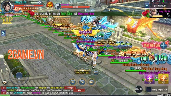 Game thủ nói gì về Hành Tẩu Giang Hồ Mobile sau hơn 1 tuần ra mắt? 4