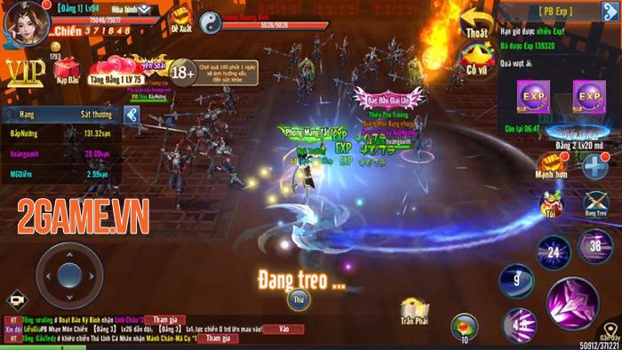 Game thủ nói gì về Hành Tẩu Giang Hồ Mobile sau hơn 1 tuần ra mắt? 2