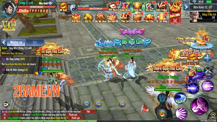 Game thủ nói gì về Hành Tẩu Giang Hồ Mobile sau hơn 1 tuần ra mắt? 1