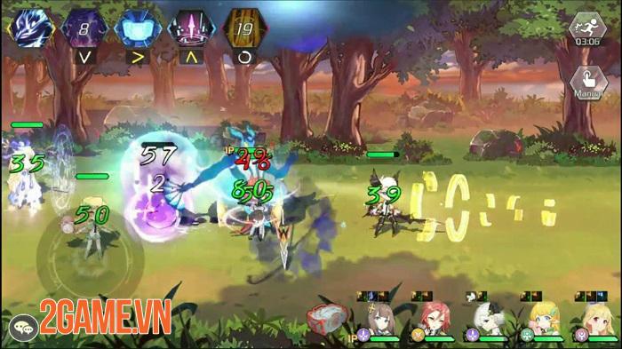Astral Chronicles - Game nhập vai đấu thẻ tướng đậm chất Anime 1