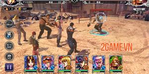 Xuất hiện game mobile cực chất về bộ truyện tranh Bắc Đẩu Thần Quyển