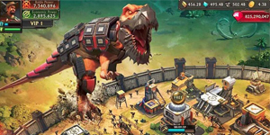 Dino War: Rise of the Beast – Game chiến thuật mang bối cảnh giả tưởng lôi cuốn